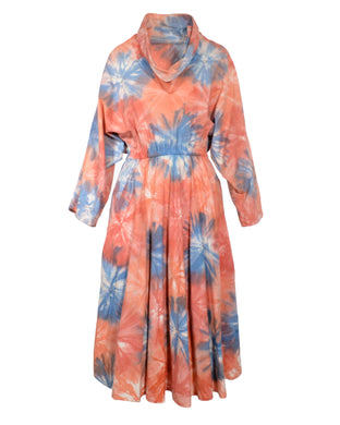 TIE DYE DRESS - WOMEN'S SIZE M/L
