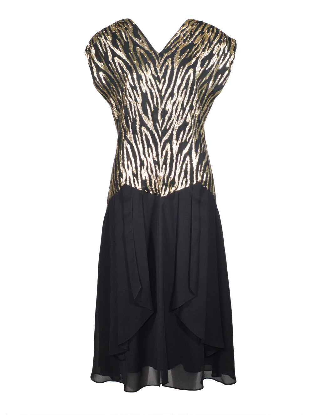 TIGER DRESS - WOMEN'S SIZE M/L