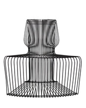VERNER PANTON WIRE CHAIR
