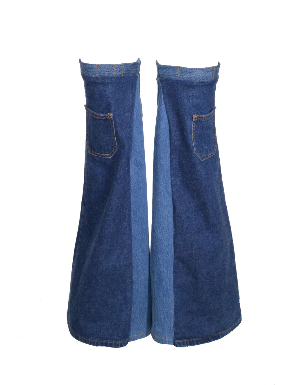 REWORKED DENIM BELLS