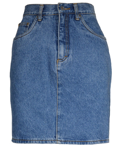 ESPRIT DENIM SKIRT - WOMEN'S SIZE S