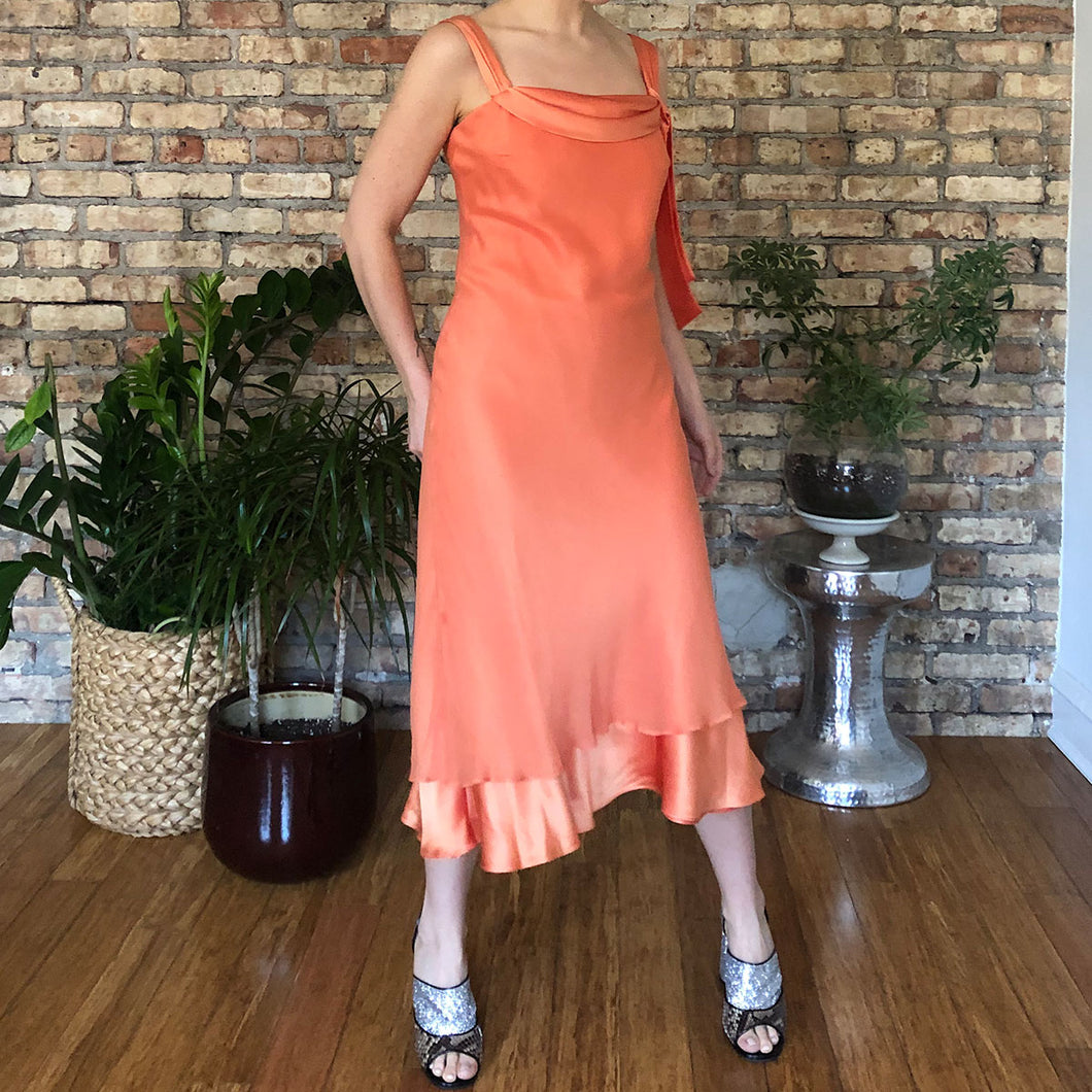 DREAMSICLE MIDI - WOMEN'S SIZE 4