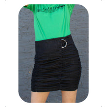 SCRUNCH SKIRT - WOMEN'S SIZE S