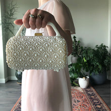 STRUCTURED HANDLE BAG