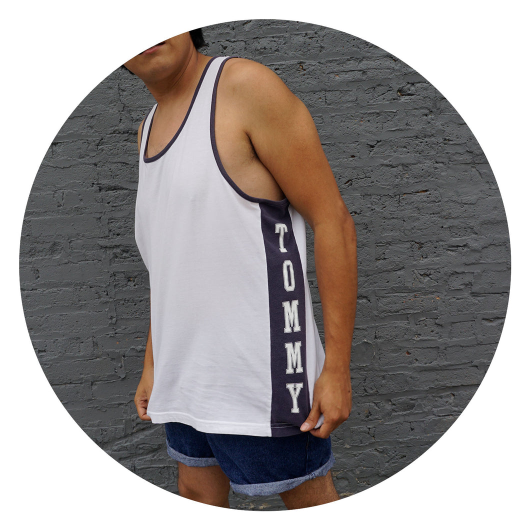 TOMMY TANK - MEN'S SIZE XL