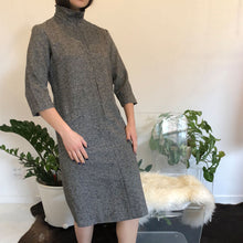 TWEED SHIFT DRESS - WOMEN'S SIZE S