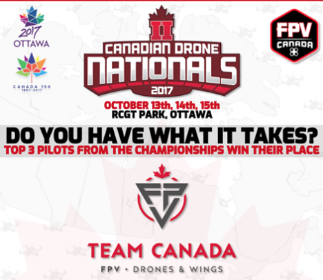 The Canadian Drone Nationals Are This Weekend And We Have Been Waiting All Season!