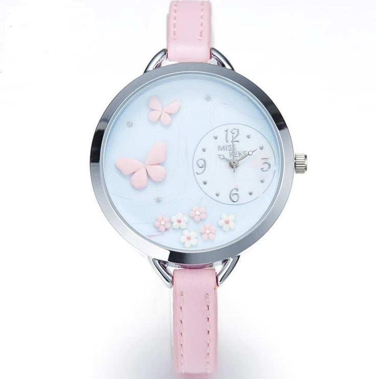The Adrienne Butterfly Watch - Panache Exclusive Jewelry