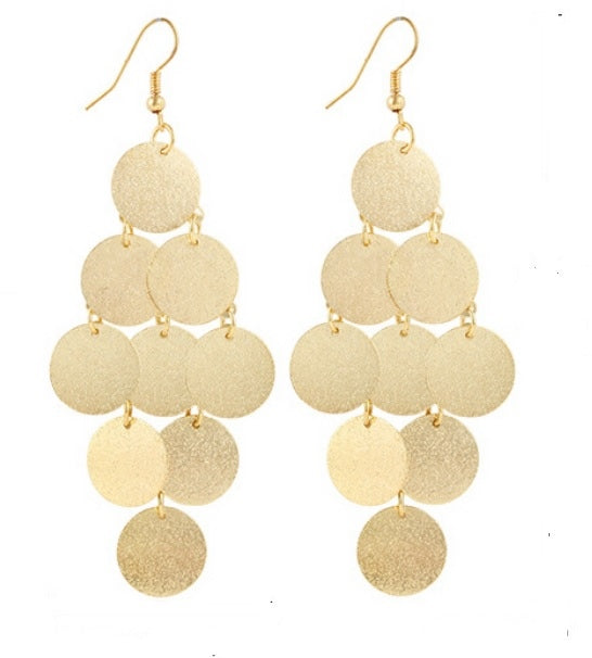 The Odelle Earrings - Panache Exclusive Jewelry