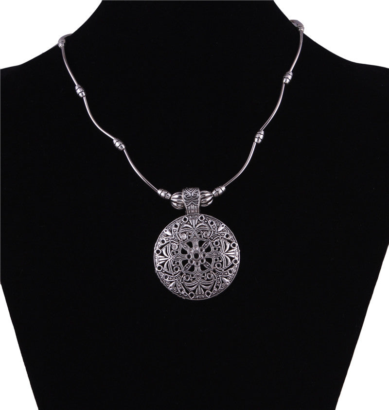 The Sharifa Pendant Necklace - Panache Exclusive Jewelry