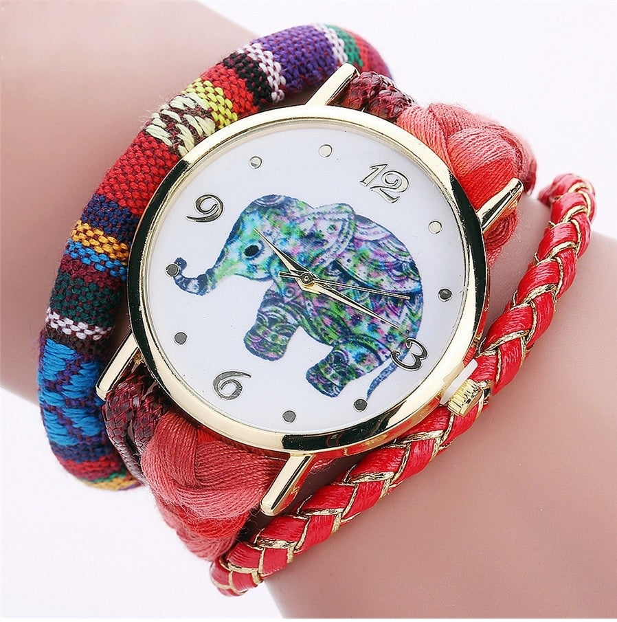 The Bohemian Elephant Watch