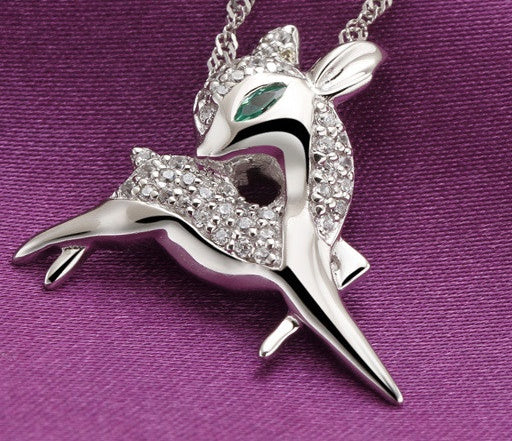 Deer Pendant Charm - Panache Exclusive Jewelry