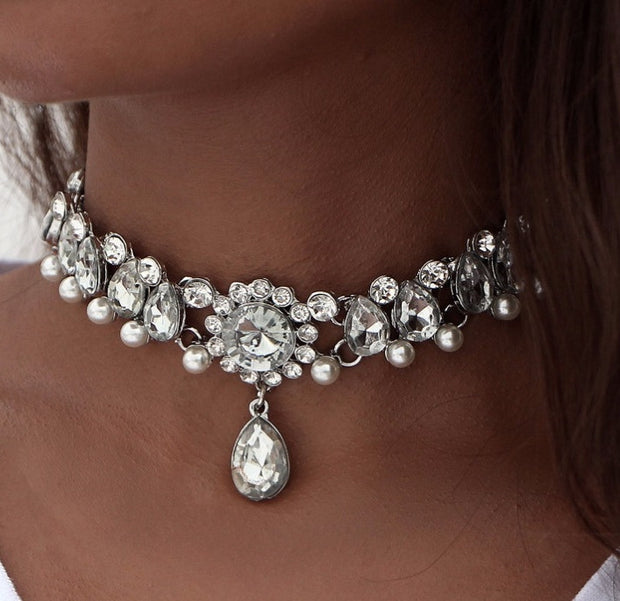 The Hera Choker Necklace - Panache Exclusive Jewelry