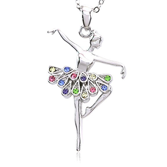 The Ballerina Pendant - Panache Exclusive Jewelry