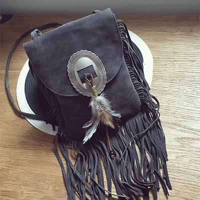 The Southwestern Pouch Bag - Panache Exclusive Jewelry
