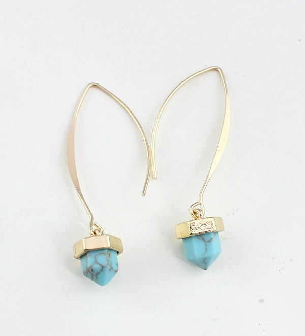 The Maia Earrings - Panache Exclusive Jewelry