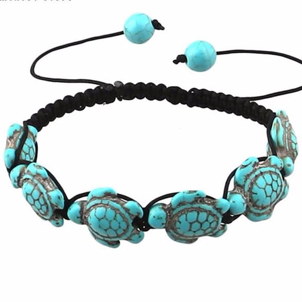 The Sea Turtle Bracelet - Panache Exclusive Jewelry