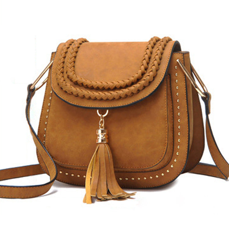 The Erica Saddle Bag - Panache Exclusive Jewelry