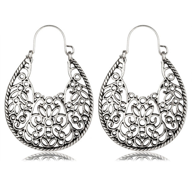 The Nawar Fashion Earrings - Panache Exclusive Jewelry