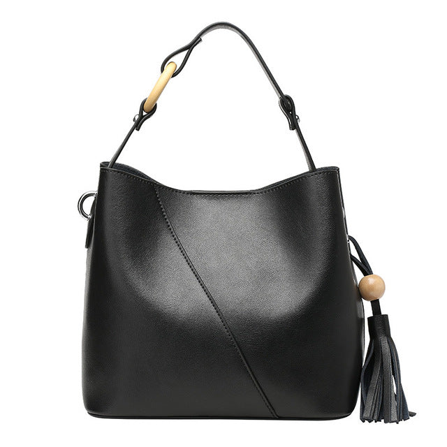 The Tinyffa Leather Handbag - Panache Exclusive Jewelry
