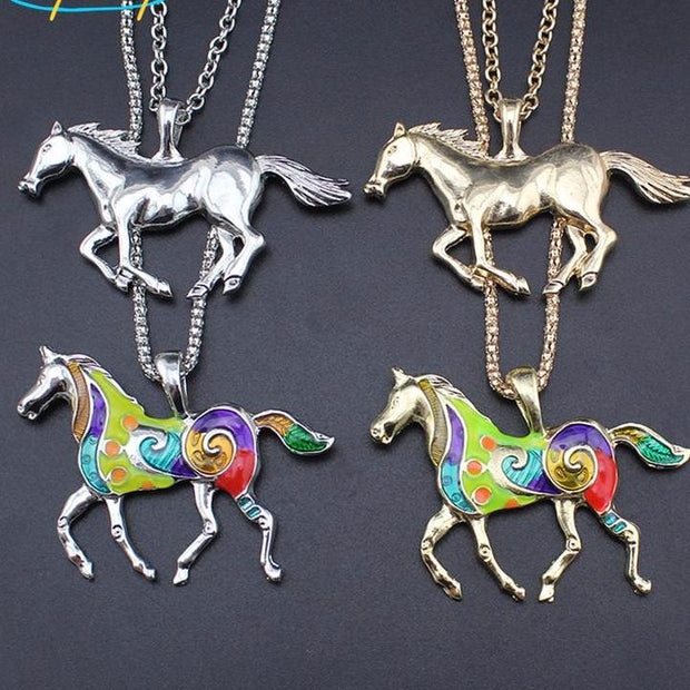 Horse Fashion Pendant