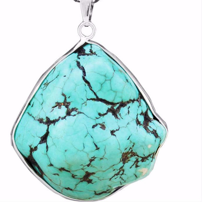 The Celeste Rock Pendant - Panache Exclusive Jewelry
