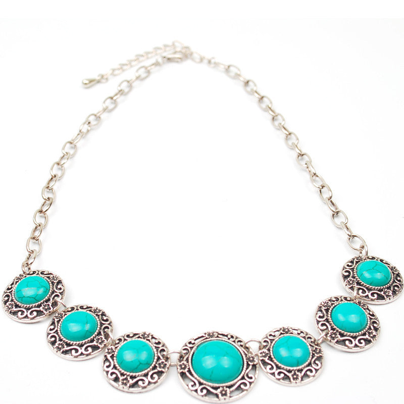 The Takara Statement Necklace - Panache Exclusive Jewelry
