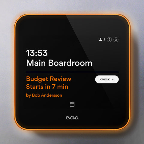 EVOKO LISO next generation room manager