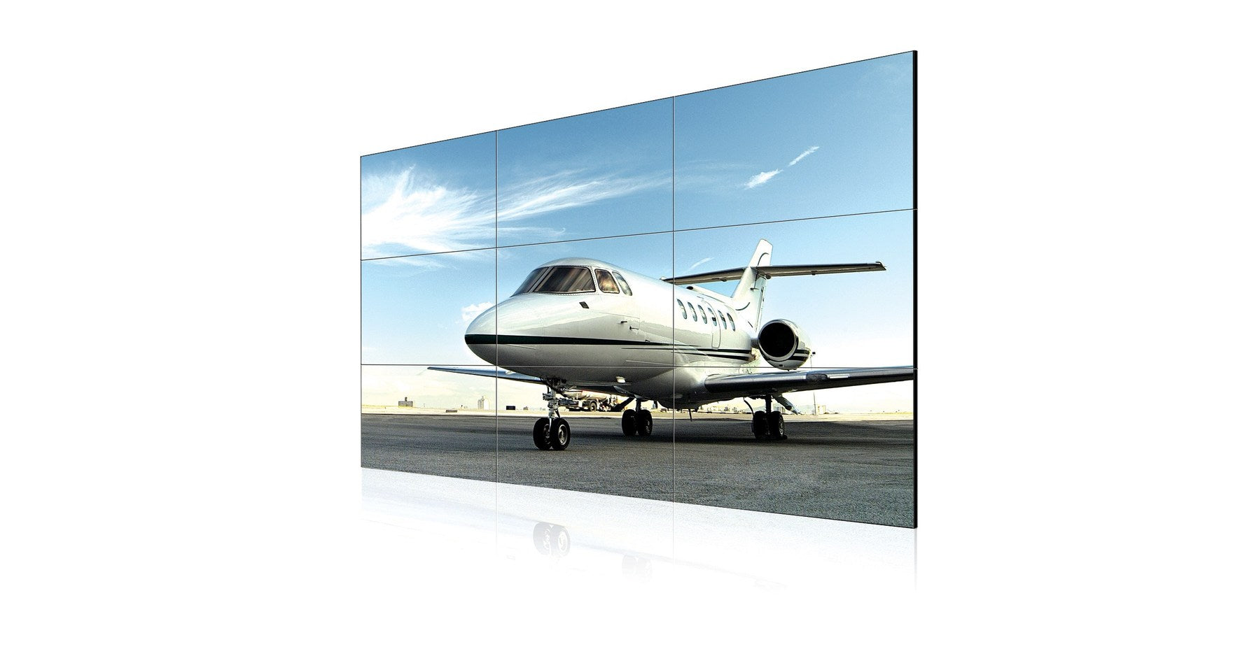 "LG High Brightness Video Wall 55"" - 55VX1D"