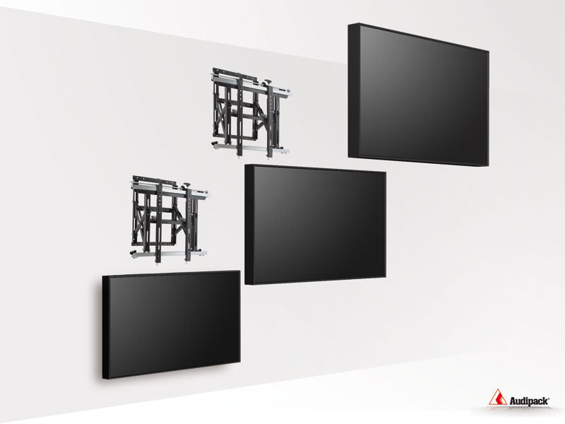 Audipack Video Wall Mounting Head
