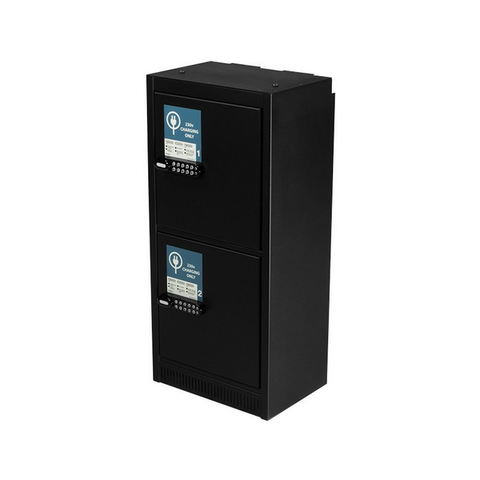 PC Charging locker - PL-2 - 2 computers