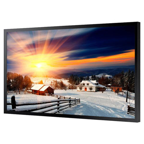 "Samsung OH-F Series - High Brightness Signage Display for Outdoor Usage - 46"" / 55"" / 75"" / 85"""