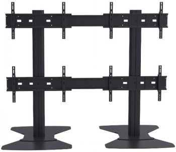 MULTIBRACKETS PUBLIC VIDEO WALL STAND 4-SCREENS