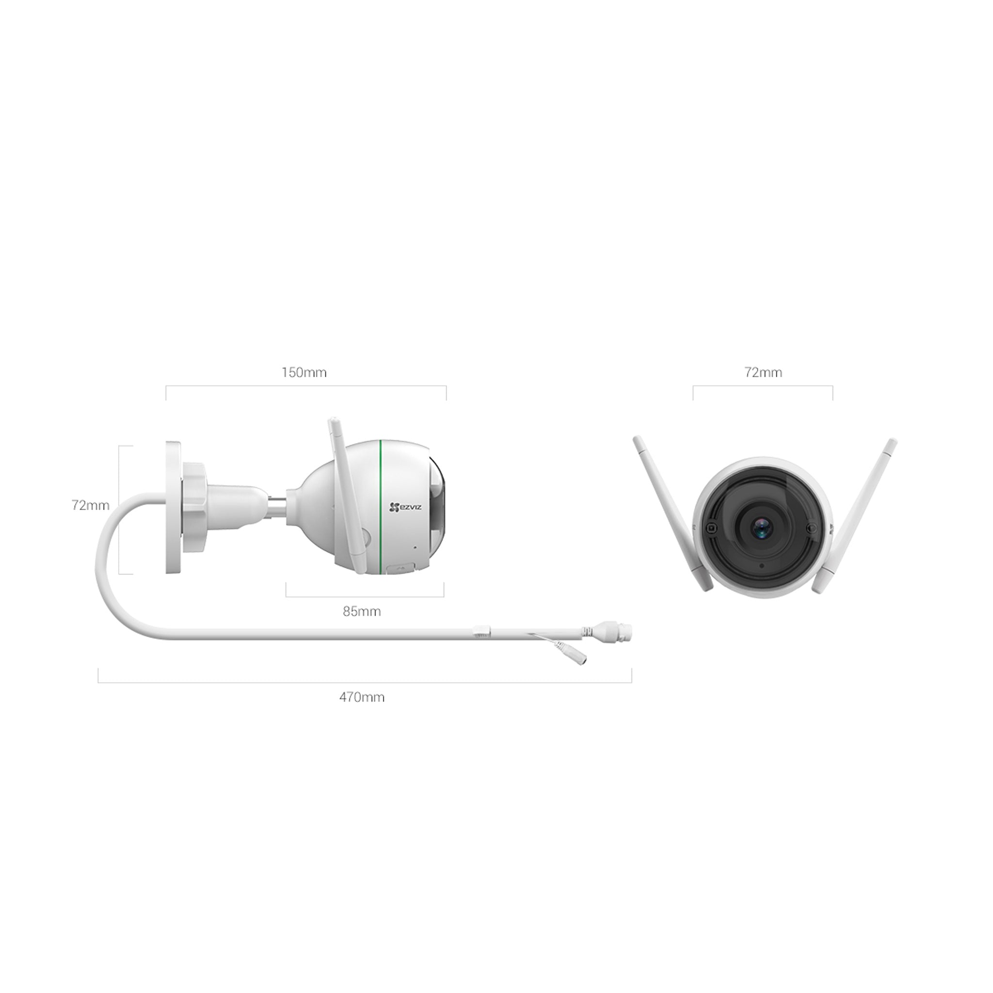 EZVIZ Bullet Camera CV310 outdoor