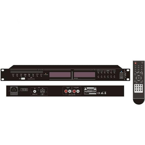 Audio grotuvas CD/USB/SD MP3 , AM/FM tiuneris F-2221