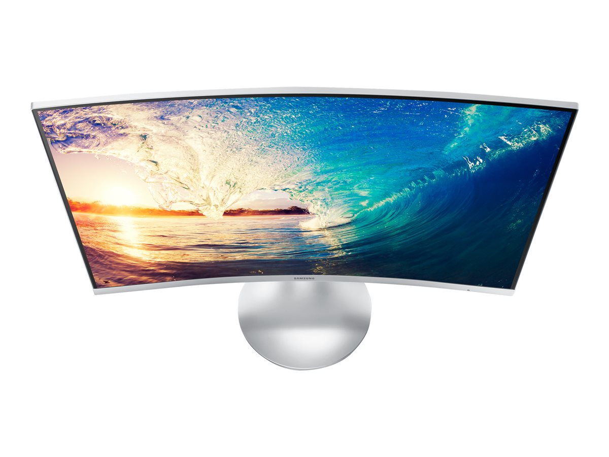 "Samsung CF591 - 27"" Curved LED Monitorius"
