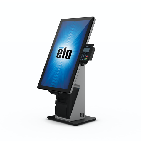 "Elo Wallaby Self-Service Interactive Countertop Stand - 15"" - 21"""