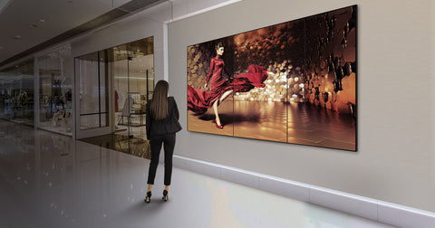 "LG Video-Wall OLED Signage 55"" - 55EV5D"