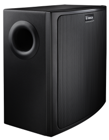 Bosch LB6-SW100 Wall mount cabinet subwoofer