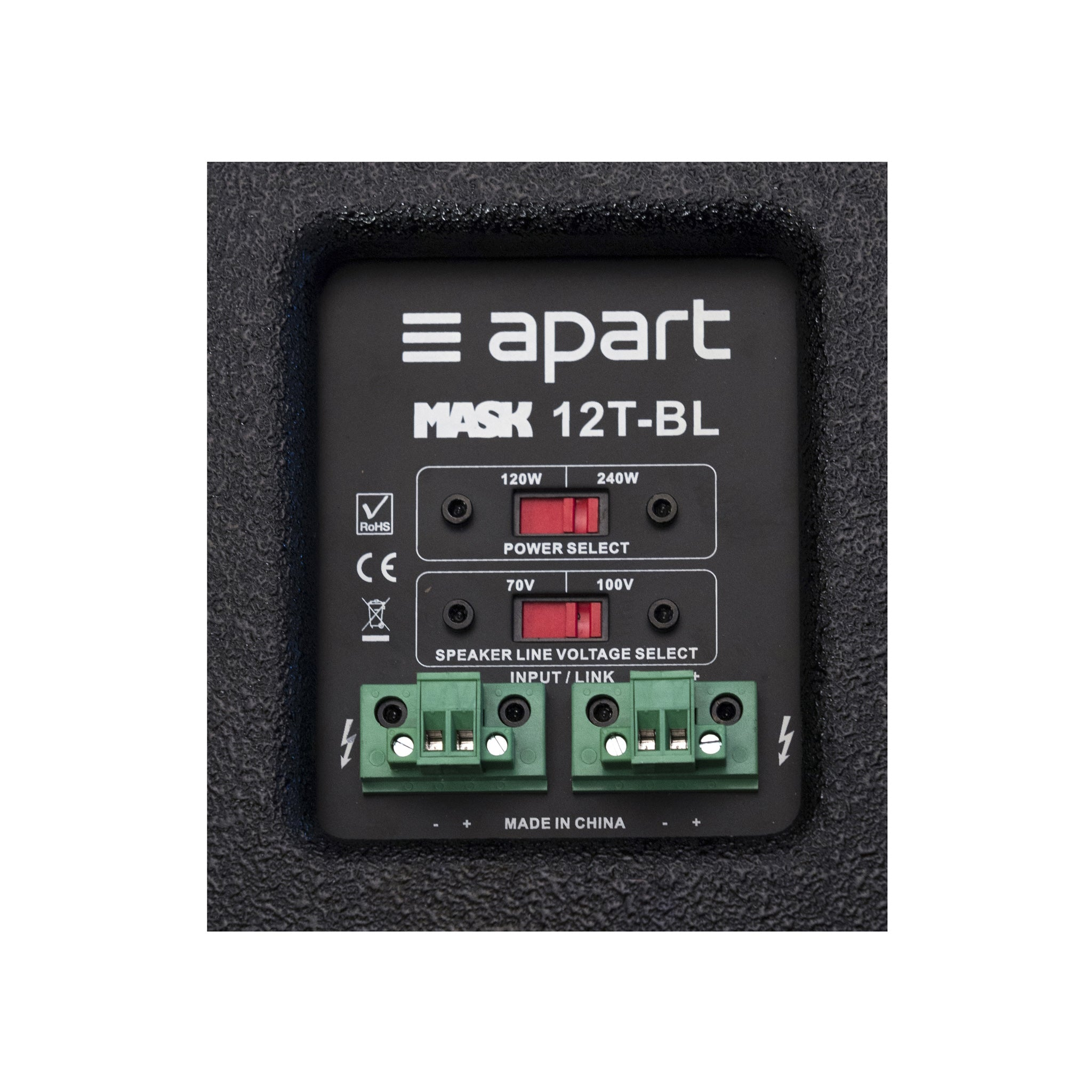 Apart Techno Box MASK12T