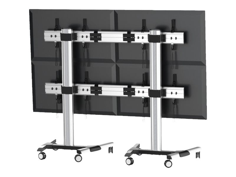 "REFLECTA Video Wall TV Stand 2 x 45""-55"""