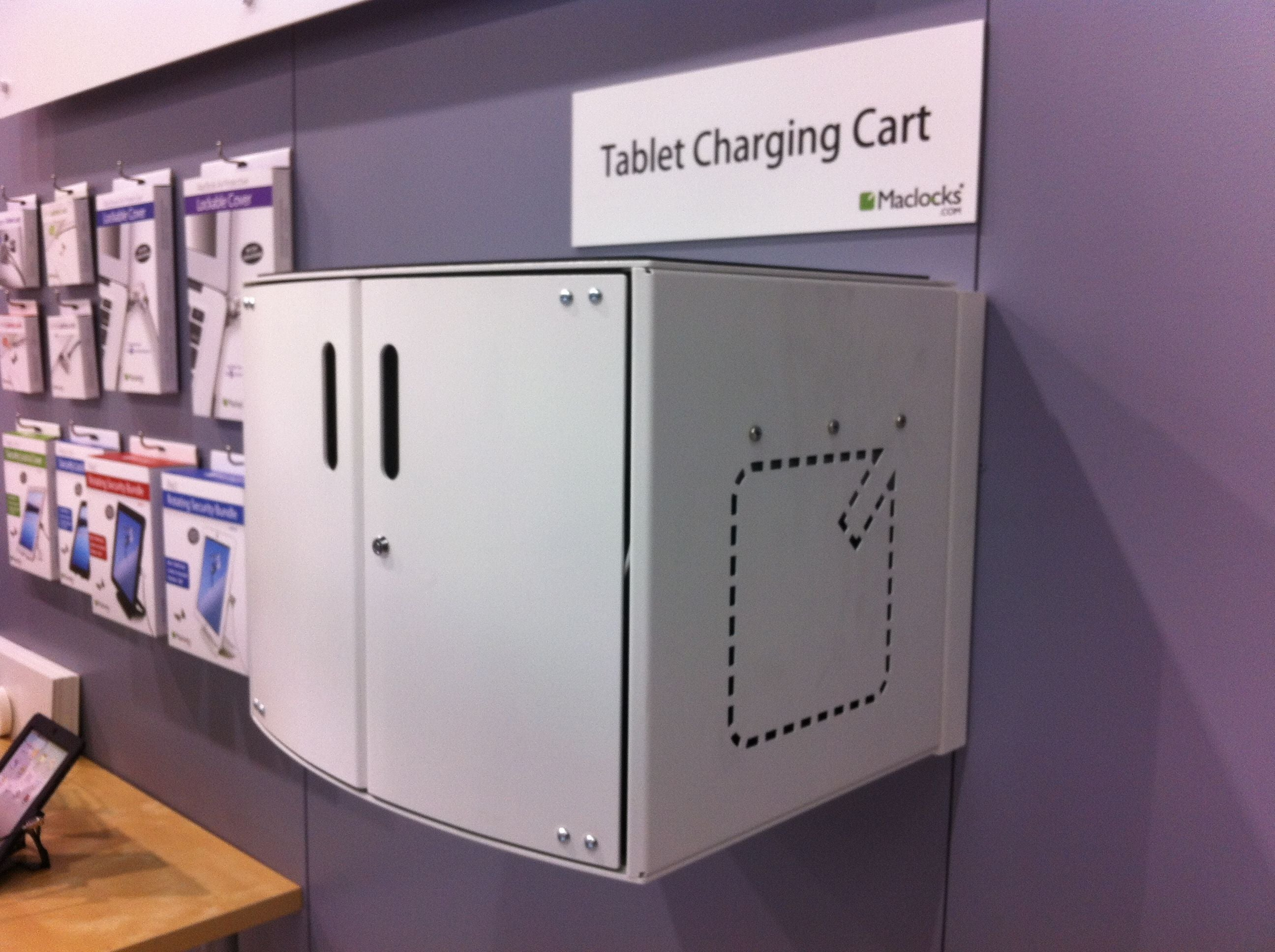 CartiPad Solo - 16 Unit Charging Cabinet