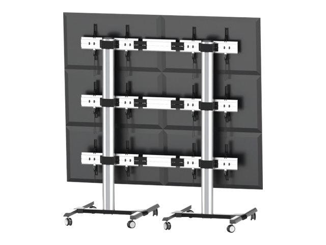"REFLECTA Video Wall TV Stand 3 x 45""-55"""