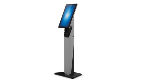 Elo Wallaby Self-Service Interactive Floor Stand - 15