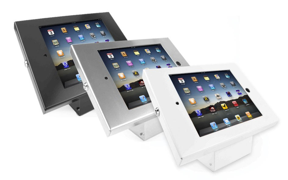 Pasviręs iPad stovas Compulocks Enclosure