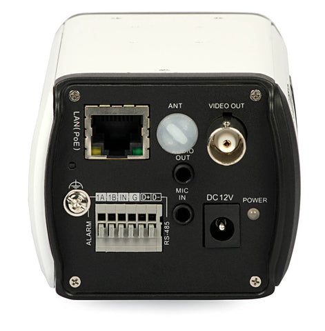 IP kamera HIKVISION DS-2CD853F-E