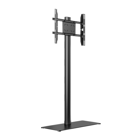 Multibrackets M Display Stand 180 Single - juodas TV stovas su grindų baze