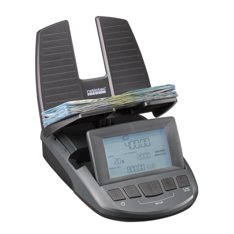 RatioTec Money Scale RS2000