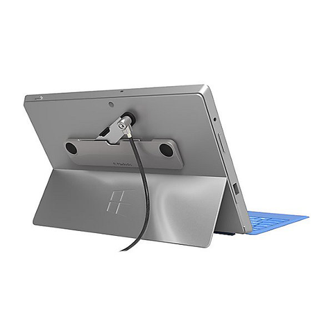 The BLADE Universal Macbooks, Tablets & Ultrabooks with T-Bar Security Keyed Cable Lock