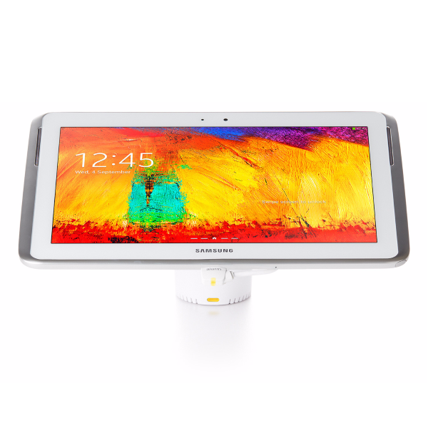 Invue Series 950 Flat Tablet Puck - White